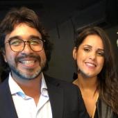 Dr. Gustavo Simões e Dra. Carla Rodrigues
